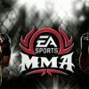 Fedor and Couture on the cover of EA Sports MMA