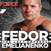 "Clinch Gear Fedor ""The Last Emperor"" Emelianenko Walkout Shirt"