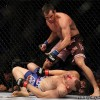 Chuck Liddells brutal knock out at UFC 115