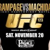 Rampage Jackson Defeats Lyoto Machida at UFC 123, but did he really?