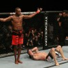 Jon Jones defeats Shogun Rua via TKO