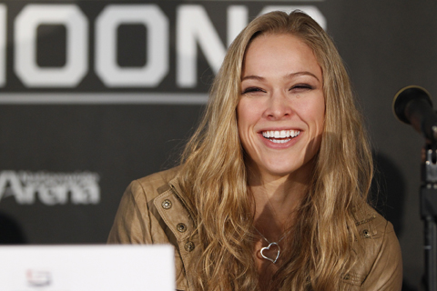 Strikeforce: Tate v Rousey - Press Conference